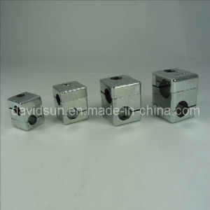Laboratory Metalware Double Clamp for Rod pictures & photos