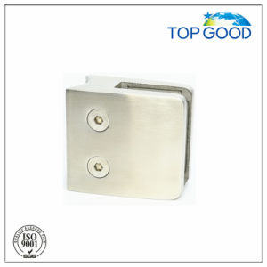 Square Glass Clamp with Safety Plate for Glass Balustrade pictures & photos