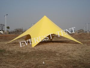 Star Canopy Star Shade PVC Tent pictures & photos