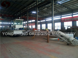 Electrical Sand Suction Dredger (JSD 200)