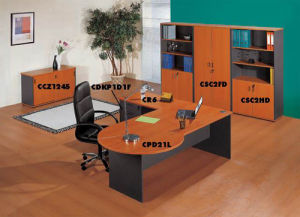 Office Furniture / Office Desk / Melamine Furniture (Workstation-6)