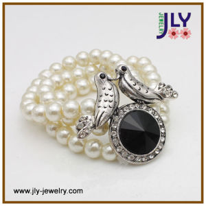 Pearl Bracelet, Fashion Jewelry Bracelet (JUNE-113) pictures & photos