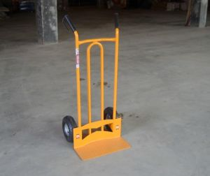 Foldable Metal Hand Truck (HT2158)
