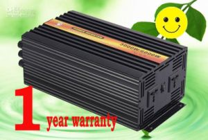 DC Inverter, 12V to AC 220V, 230V, 240V 3000W Pure Sine Wave (BERT-P-3000W)
