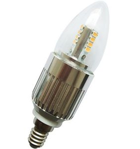 Dimmable 6W 5630SMD Candle Light (OED-CL-12L6WE7) pictures & photos