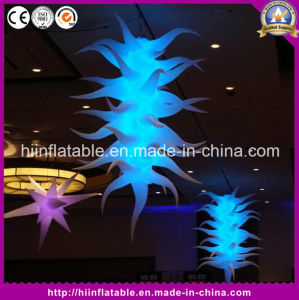 Professional Colorful Event Stage Decoration Equipment with Multi-Points Inflatable Star
