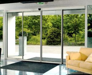 Automatic Sliding Doors with Low Price (DS100) pictures & photos