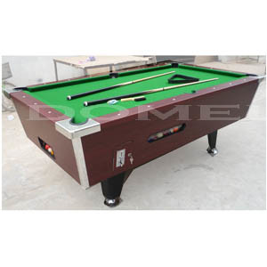 Coin Operation Pool Table (DCO05) pictures & photos