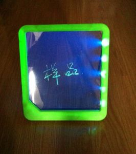 LED Fluorescent Board, LED Handwriting Fluorescent Board for Pop pictures & photos
