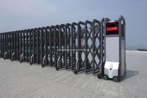 Retractable Gate (Unique-B)