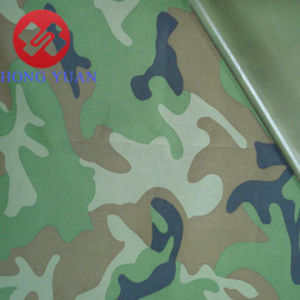 Nylon Camouflage Fabric (HY-CAMOU 004) pictures & photos