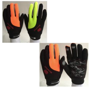 Wholesale Full Finger Glove for Sport Anti Skid Shockproof pictures & photos