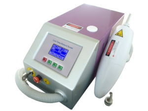 Infrared Ray Q-Switched ND YAG Laser Melasma Removal Equipment
