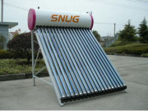 Solar Water Heater for Domestic pictures & photos