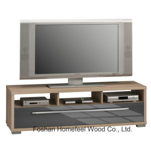 Stylish Living Room Furniture Wooden TV Stand Cabinet (TVS22) pictures & photos