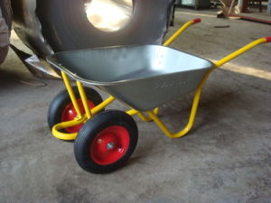 Metal Wheel Barrow (Wb6410)