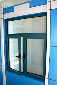 Aluminium Window pictures & photos