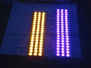 Factory SMD 5730 3LED Injection Module Watreproof pictures & photos