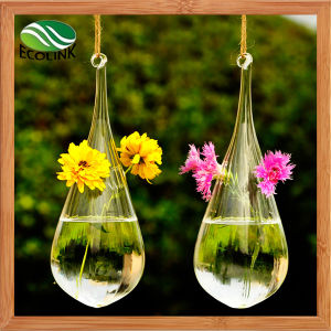 Hanging Glass Vase Home Decor Vase pictures & photos