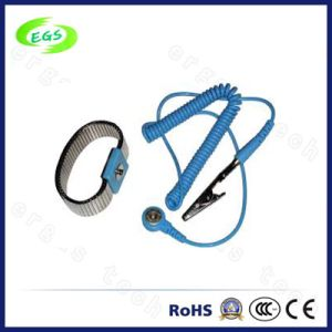 Anti-Static Stainless Steel Adjustable Electrostatic Wristband pictures & photos