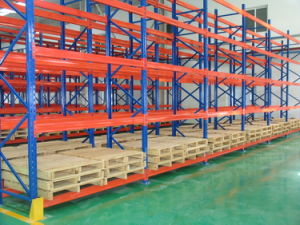 Warehouse Storage Pallet Shelving (KV812) pictures & photos
