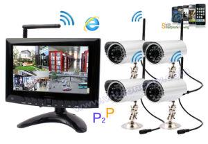 Witson Digital Wireless Camera Monitor Kit, Wireless DVR Kit, Wireless Monitor Kit pictures & photos