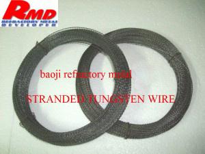 Stranded Tungsten Wire