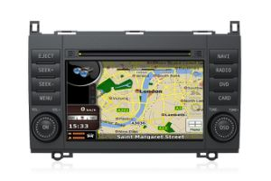 Car DVD GPS for Benz Smart (C7055BS)
