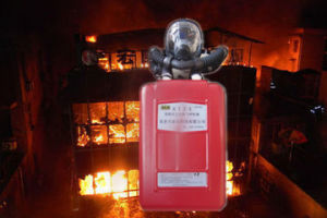 Self-Contained Closed Circuit Breathing Apparatus pictures & photos
