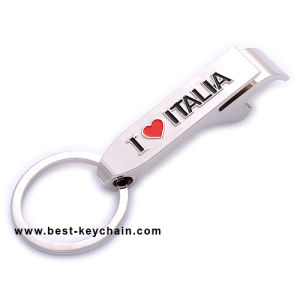 Souvenir Italia Metal Promotional Key Chain Gift Bottle Opener (BK11400) pictures & photos