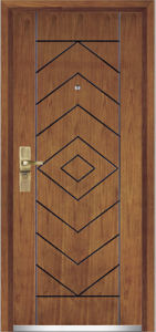 Exterior Wood Door (YF-G9013) pictures & photos