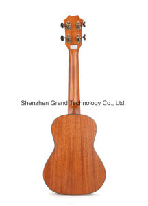 "23"" Standard R Style Mahogany Solid Guitar Ukulele (UC-200R) pictures & photos"