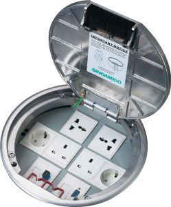 Sinoamigo Outlet Electrical Power Socket pictures & photos