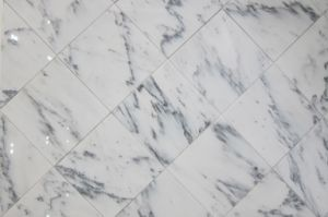 Starry Star White Chinese White Marble Tiles for Wall Covering pictures & photos