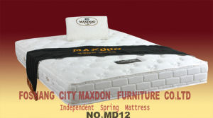 Pocket Spring Mattress (MD12) pictures & photos