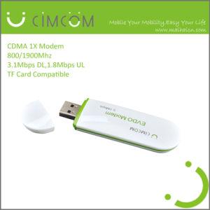 Cimcom - Voice Wireless USB EVDO Modem (MHE800C)