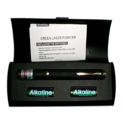 Green Laser Pointer (QLP-G001) pictures & photos