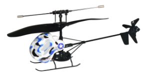 RC Mini Toy Mirce Indoor Helicopter (WD0522)