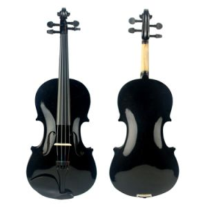 BV/SGS Certificate Supplier---Cheap Practice Colour Plywood Starter Violin for Sale pictures & photos
