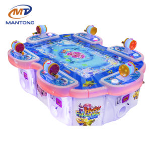 Funny Fishing Table Game Arcade Redemption Tickets Coin Operated Video Game Machine pictures & photos