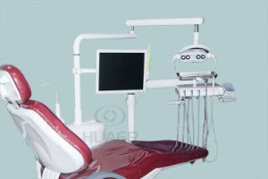17 Inch LCD Screen Dental Chair Mounted Intra Oral Camera pictures & photos