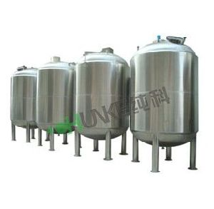 10t Steel 304 Storage Tank for Water Treatment pictures & photos