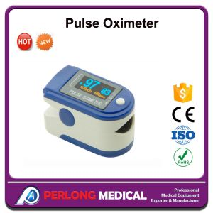 Medical Equipment Portable Finger-Tip Pulse Oximeter pictures & photos