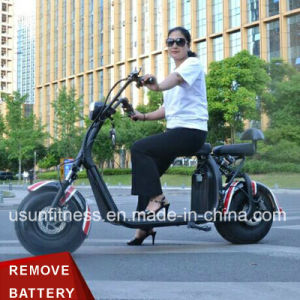 2018 E-Scooter Electric Vehicle Mobility Scooter with Ce pictures & photos