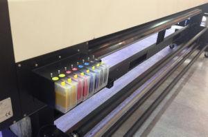 Digital Printing Machine Inkjet Printer Sinocolor Sj-1260 Indoor Printer Large Format Printer Printing pictures & photos