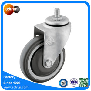 PU Thread Caster Wheels pictures & photos