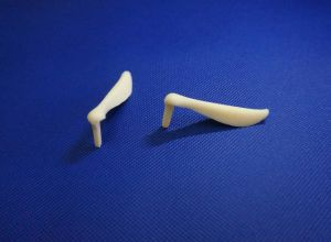 Surgical Nose Reconstruction Silicone Nasal Implant pictures & photos