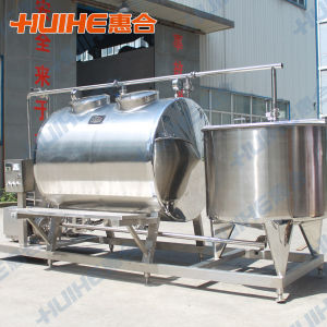 China Clean in Place System 0.5-4t pictures & photos