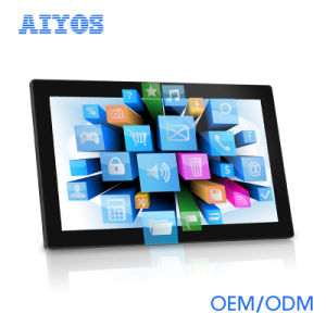 Touch Screen Wall Mounted Android LCD Screen Advertising Player pictures & photos