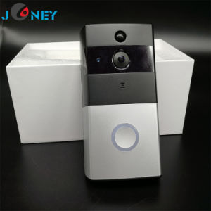 Motion Detection Alarm Push to Mobile Phones WiFi Video Doorbell pictures & photos